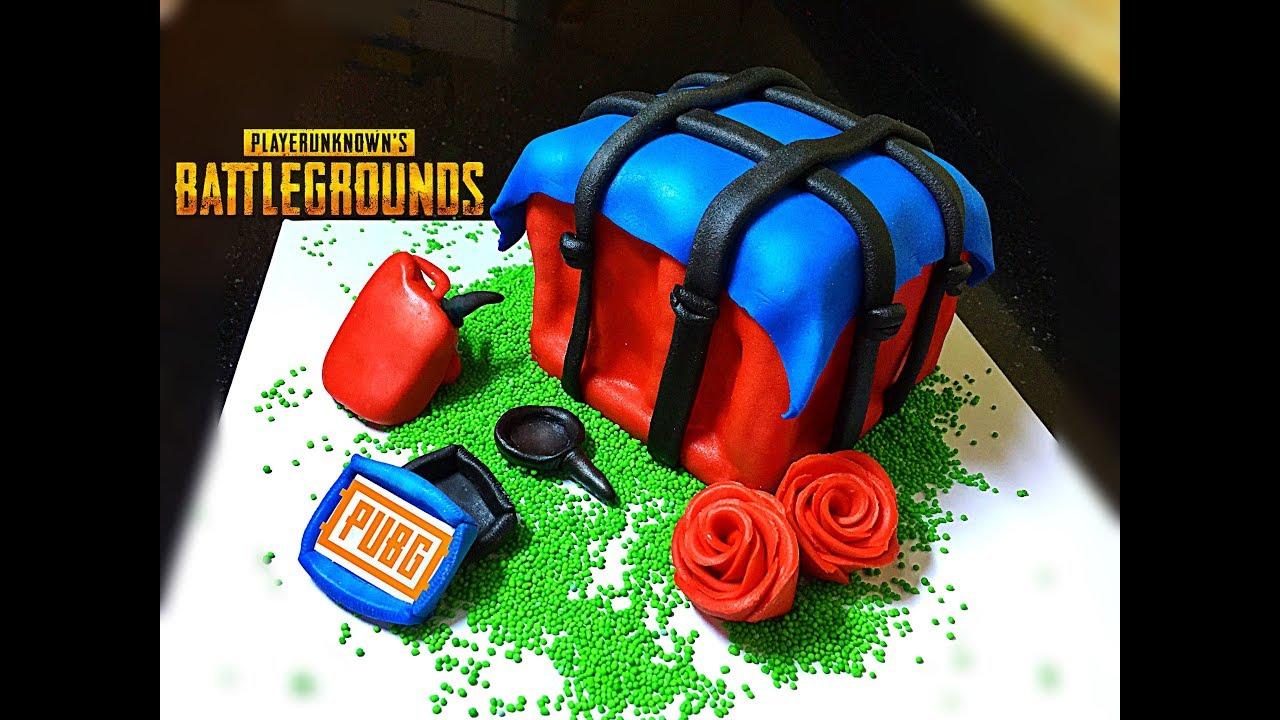 Photo of كيكة صندوق الدروب لعبة ببجي/بوبجي PUBG Mobile  PlayerUnknown's Battlegrounds – اللعاب الفيديو