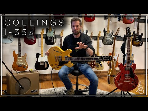 Collings I-35 Electric