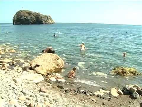 Яшмовый пляж  у Балаклавы