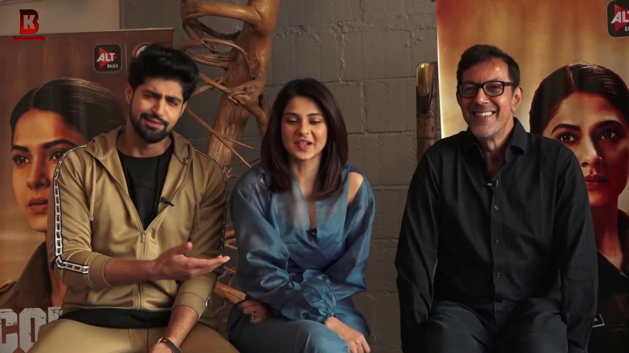 Jennifer Winget With Tanuj Virwani Talk About For THEIR ...