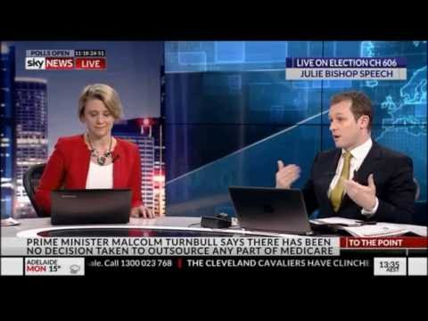 When co-hosts disagree - PVO and Kristina Keneally go to war - To The Point, Sky News