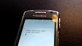 How to unlock blackberry pearl 8120 via network unlock code all 232 fandeluxe Image collections