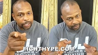 ROY JONES JR. PUTS TYSON & HOLYFIELD ON COMEBACK NOTICE: