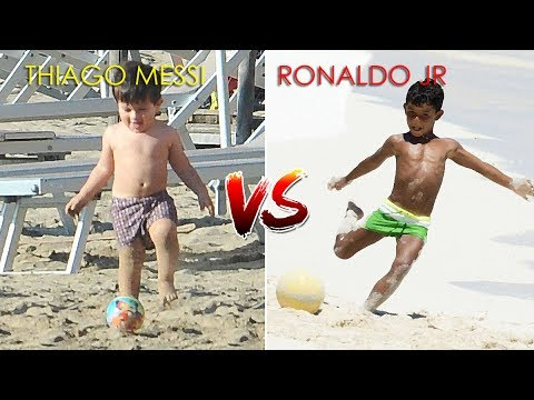 Thumbnail: Famous Football Kids Playing | Skills, Goals, Tricks