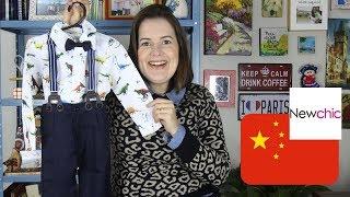 COMPRAS de roupinhas pro bebê na CHINA