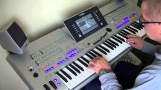 one day at a time - yamaha tyros - various artist's