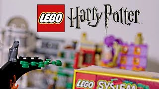 New LEGO Harry Potter Diagon Alley set accidentally revealed?