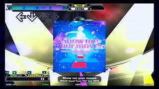 DDR A - Show me your moves  (SP-EXPERT)