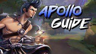 SMITE | Apollo Guide/How t๐ | Gameplay [German/Deutsch]