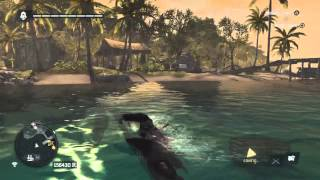 How to Get Elite Harpoon - Assassin's Creed 4