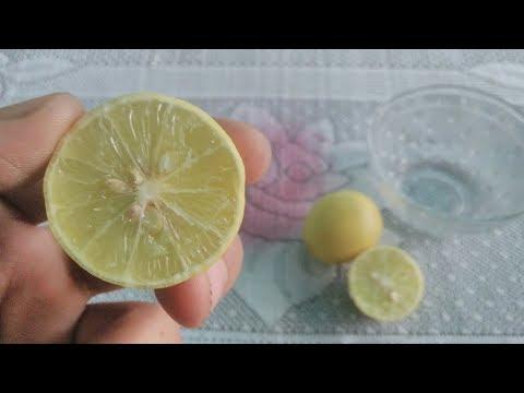 अगर आप भी चेहरे पर नींबू (Lemon) लगाते है तो ज़रा ये जरुर देख लीजिये - Lemon on Face