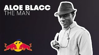 "Aloe Blacc ""The Man"" Live In The Red Bull Studio"