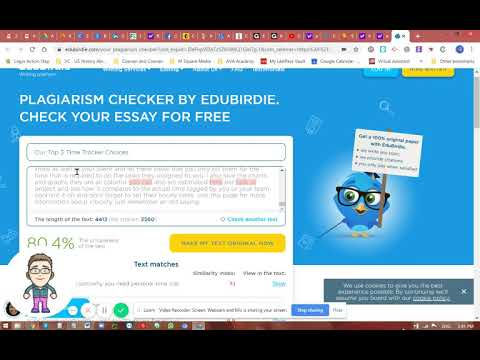 plagiarism checker free online software by edubirdie