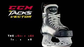 Source Exclusive: CCM Tacks Vector Hockey Skates (2018) | Source For Sports