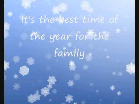 Merry Christmas Happy Holiday Lyrics - YouTube