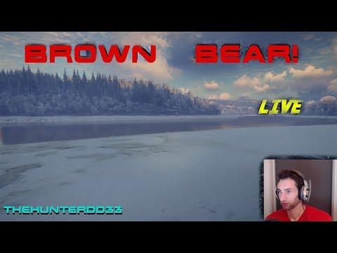 CALL OF THE WILD  Brown Bear/ Lynx Hunt!!   THEHUNTER 2017
