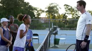 Andy Murray's Murrica: Trash Talk