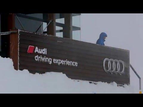 Audi Driving Experience - Baqueira-Beret