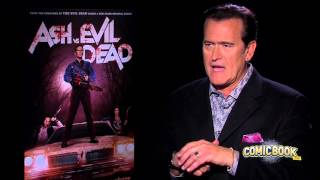 Bruce Campbell Talks Ash Vs. Evil Dead