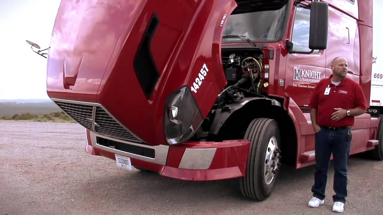 Volvo Trucks American Trucker John Housley Demos His