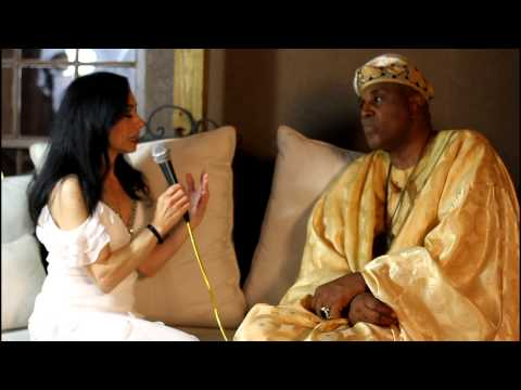 Lisa Petrilli Interviews Dr. Gerald Durley at To Be A Woman Book ...