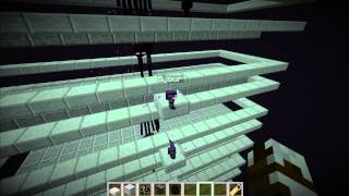 [FR] Pistonless Endermen Farm | Tutoriel Minecraft [1.8 and +][ST EN]