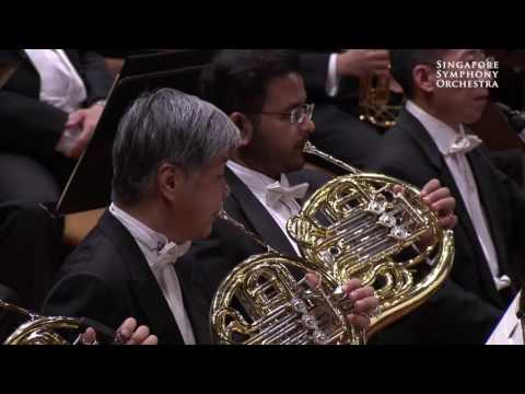 R. STRAUSS Der Rosenkavalier Suite | Singapore Symphony Orch