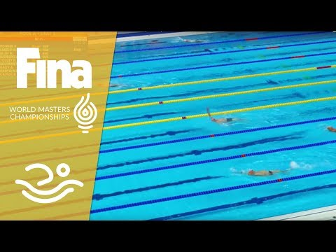 RE-LIVE - Swimming Day 6: Duna Arena Pool A   FINA World Masters Championships 2017 - Budapest