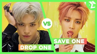 [KPOP GAME] SAVE ONE DROP ONE SAME ARTIST SONG PT. 2 (VERY HARD) [70 ROUNDS]