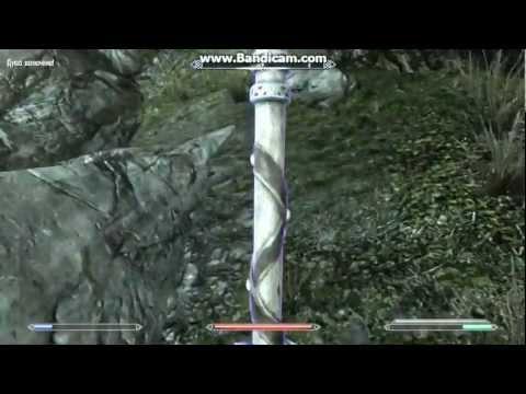 Захват душ в камни душ Skyrim