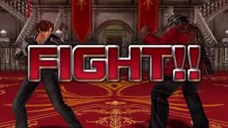The King of Fighters 2006 (PlayStation 2) Story as Kyo Kusanagi