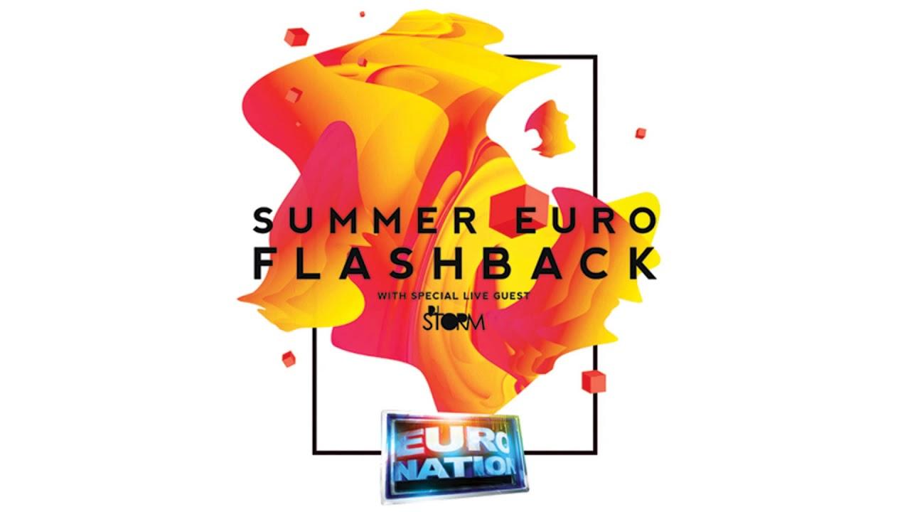 SUMMER EURO FLASHBACKS WITH DJ STORM! 90s, EURODANCE, TRANCE, HANDS UP MEGAMIX