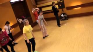 Детские танцы - Групповое занятие