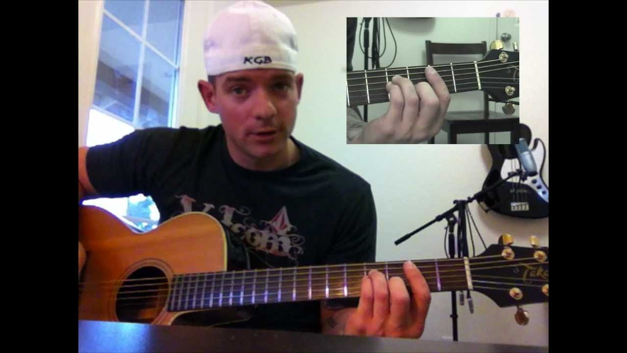 How To Play You And I On Guitar Lady Gaga Mattie Kgb Youtube