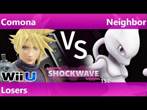 SW 151 - TLOC | Comona (Cloud) vs TLOC | Neighbor (Mewtwo) Losers - Smash 4