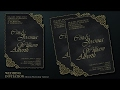 [Photoshop Tutorial]Create a Chalkboard and Ornament Style Wedding Invitation Card In Photoshop