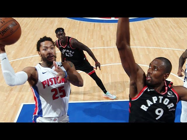 Toronto Raptors vs Detroit Pistons Full Game Highlights | January 31, 2019-20 NBA Season