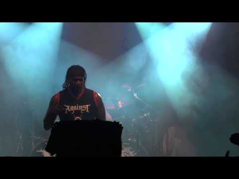 SEPULTURA - Dead Embryonic Cells - live in Suzano (SP) - 01/09/2012