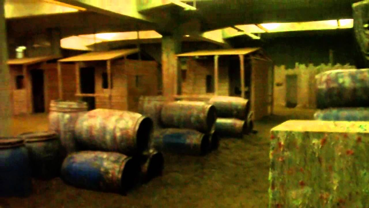 paintball at warpaint in salem oregon 7 youtube