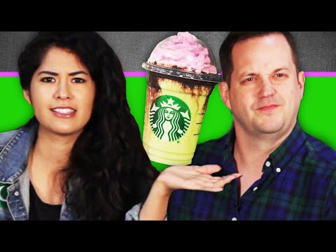 We Tried The Starbucks Zombie Frappuccino