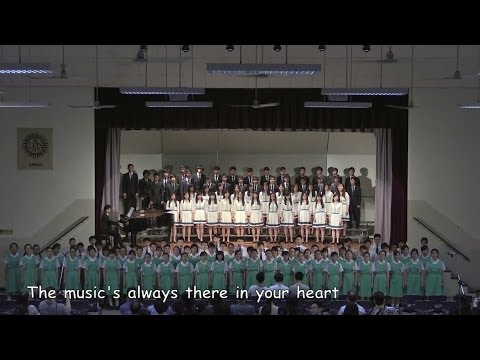 The Music's Always There With You - John Rutter