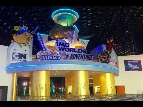 img worlds of adventure dubai � � � �� ������