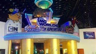 IMG worlds of adventure Dubai  اي ام جي عالم من المغامرات