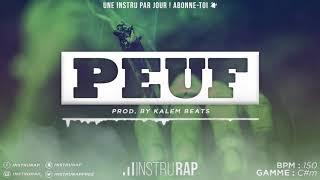 [FREE] Instru Rap Trap/Flute/Lourd 2020 - PEUF - Prod. By KALEM BEATS