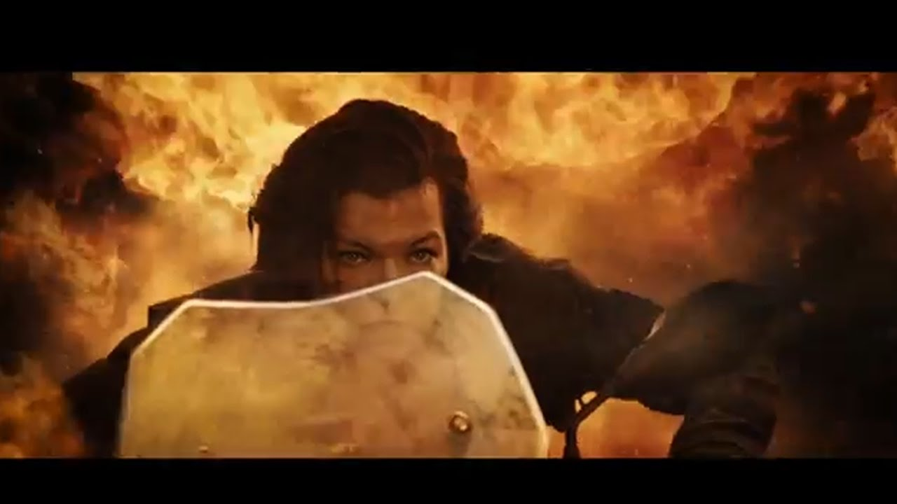 Resident Evil The Final Chapter 24: Resident Evil: The Final Chapter- Film Review