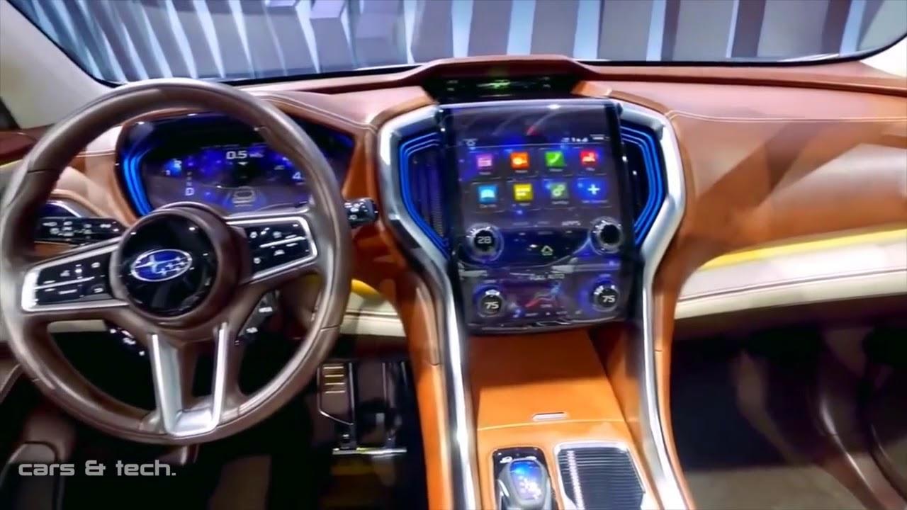 2018 Subaru Full Size Suv Ascent Luxurious Interior