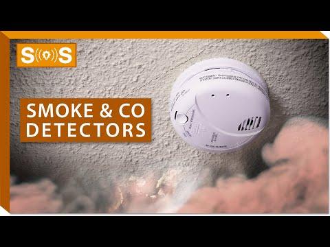 Smoke & Carbon Monoxide Detectors | Spec. Sense
