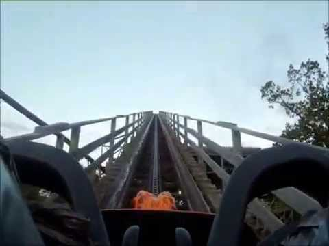 Top 3 Roller Coasters At Mt. Olympus