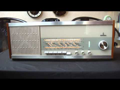ITEM 219 西門子SIMENS真空電子管收音機  珍正古董收音機有限公司