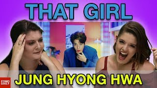 """Jung Yong Hwa """"That Girl ft. LOCO"""" • Fomo Daily Reacts"""